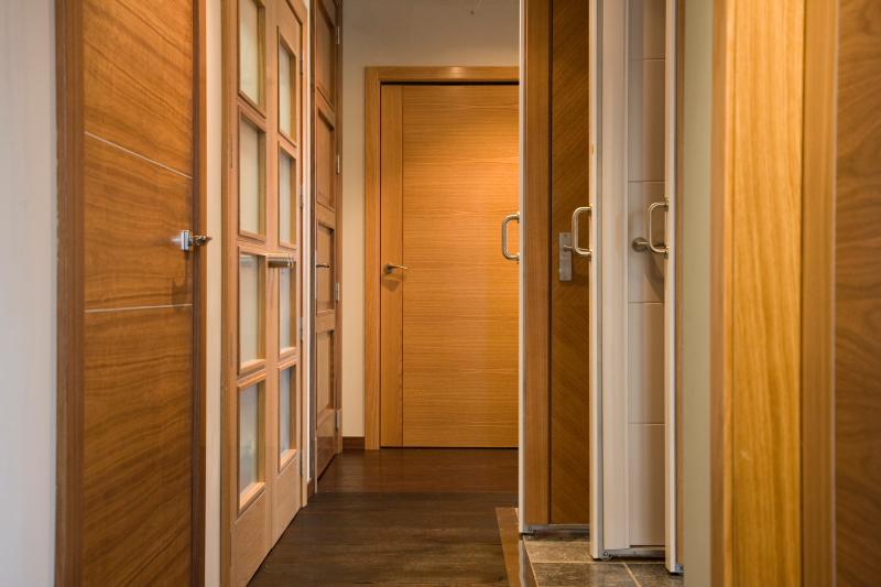 drevené interiérové dvere